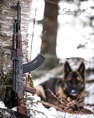 East-German-AK-with-dog