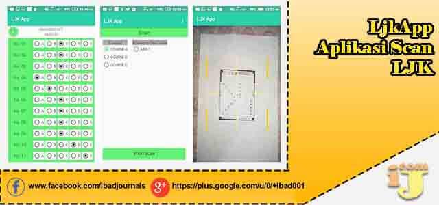LJK App -Lembar Jawab Kamera Gratis
