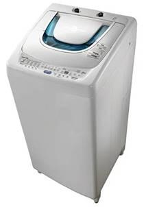 سعر غسالة ملابس توشيبا فوق أوتوماتيك 10 كيلو لون أبيض موديل AEW-9770SUP