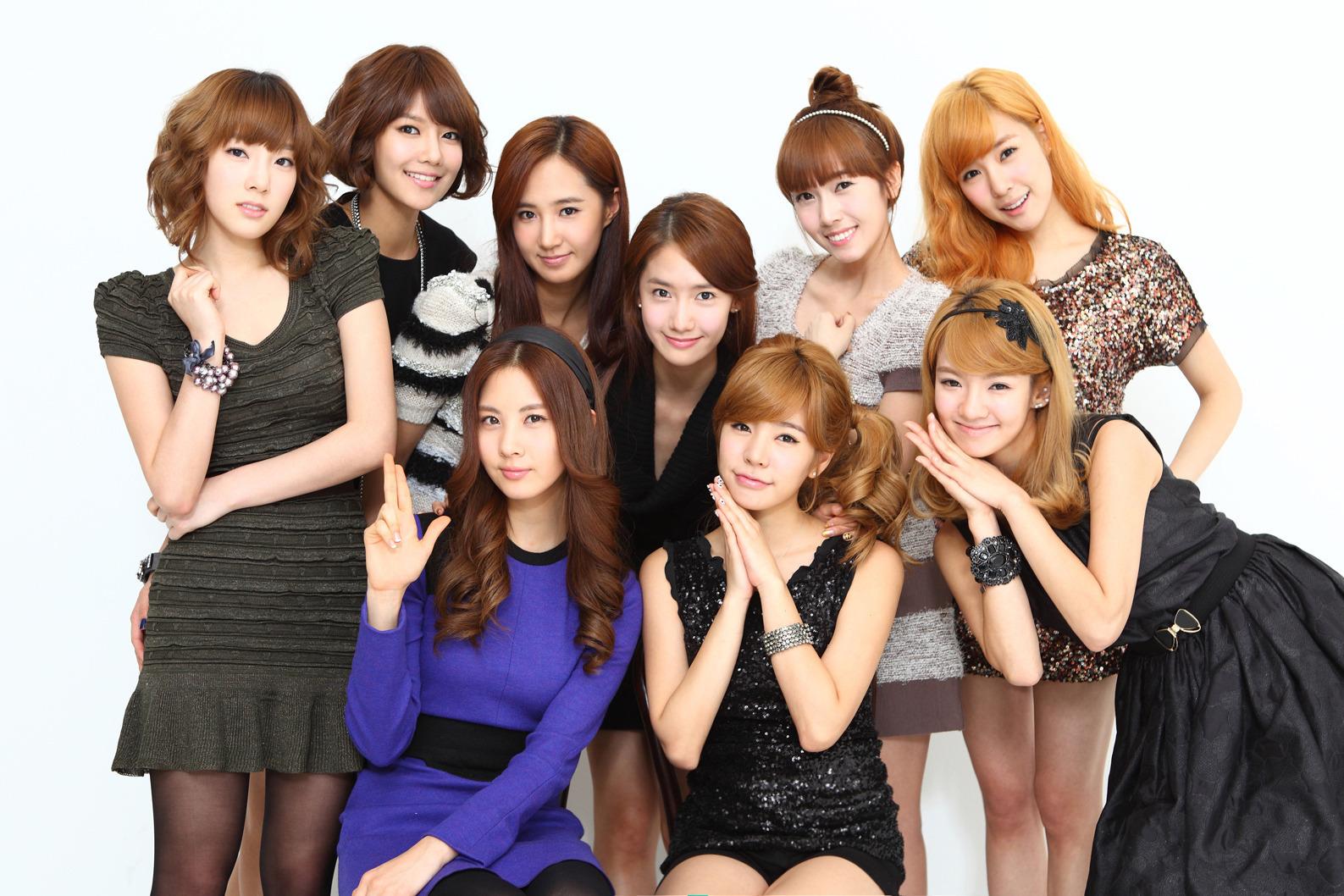 top kpop music: The Best of the k-pop :Girls Generation