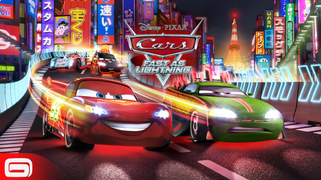 cars: fast as lightning play store