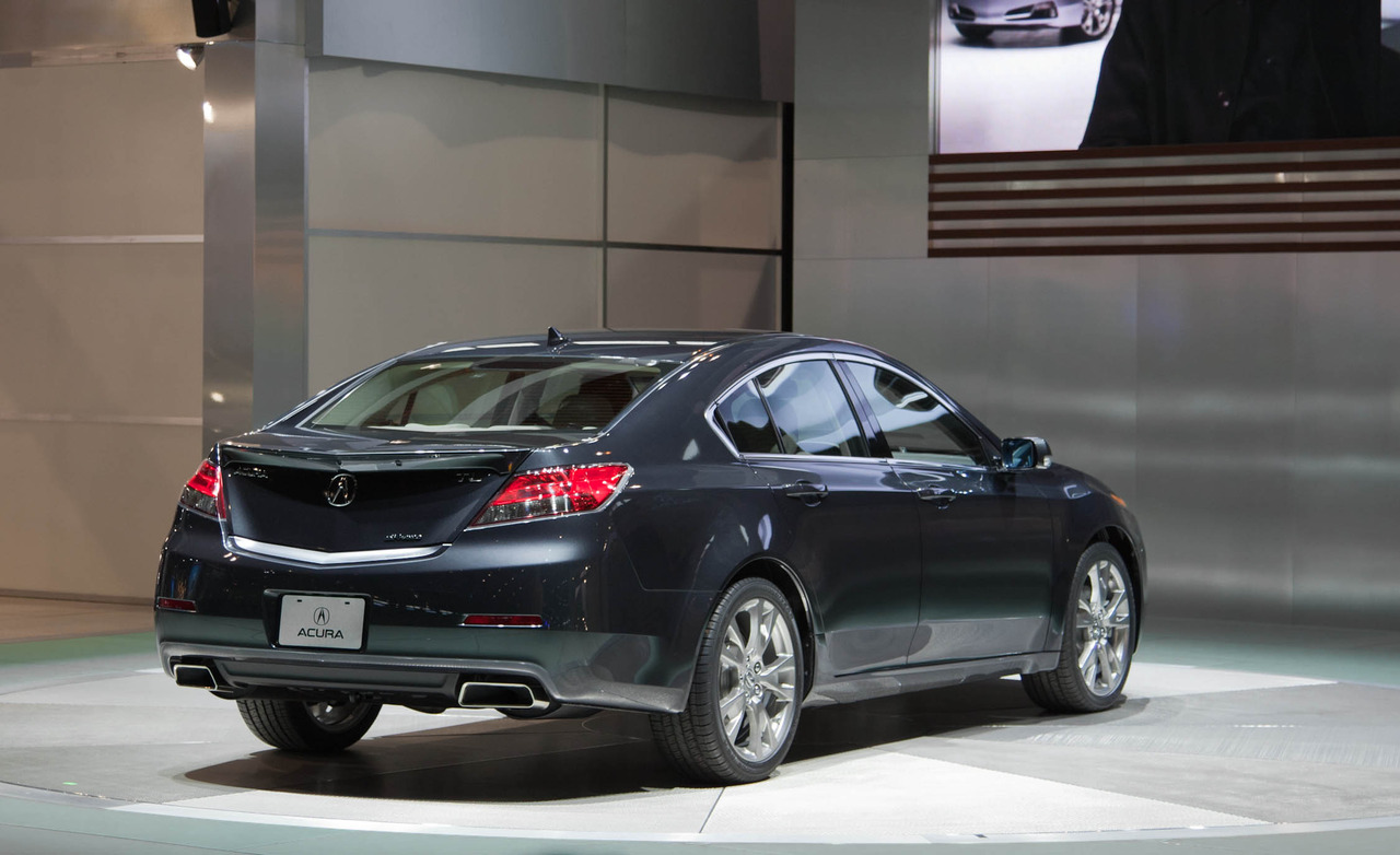 2012 Acura TL Wallpapers