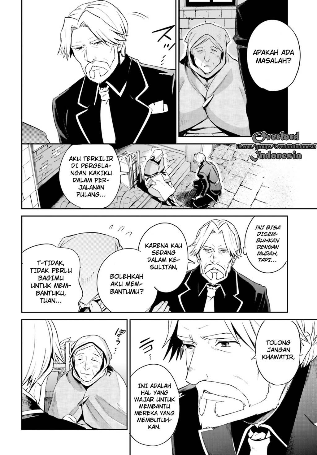 Baca Komik Overlord chapter 31 Bahasa Indonesia