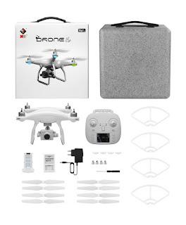 Spesifikasi Drone Wltoys XK X1 - OmahDrones