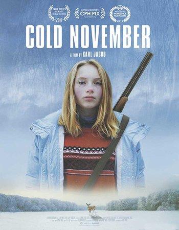 Cold November (2017) English 480p WEB-DL