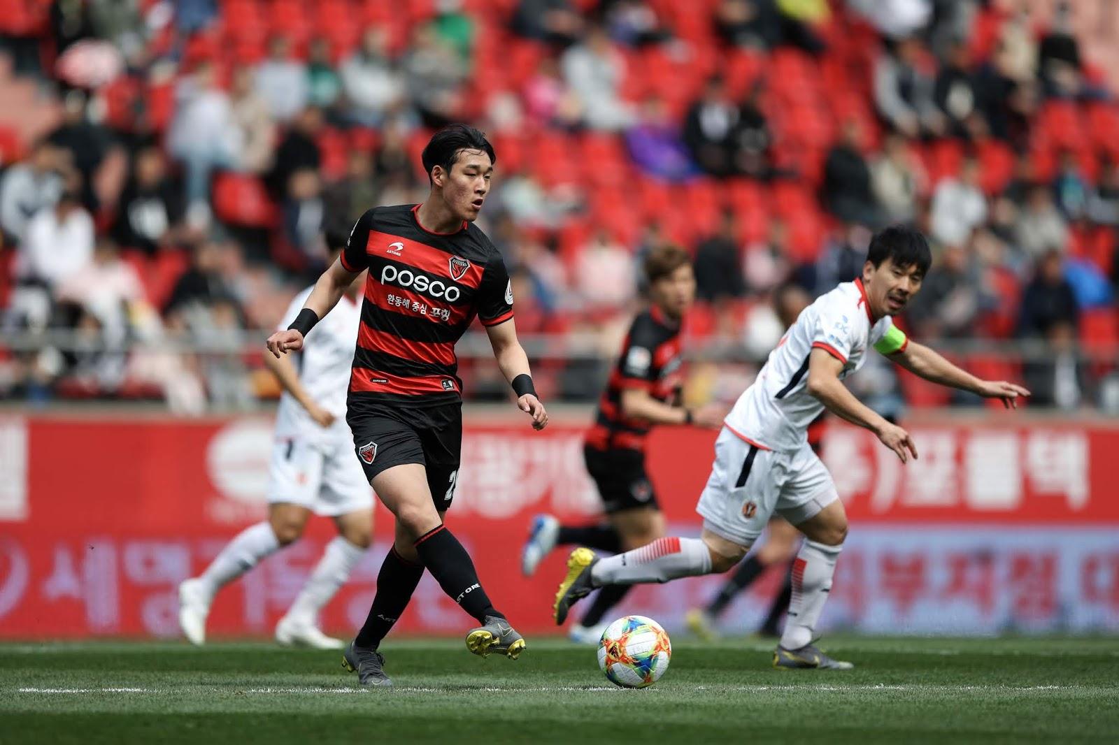 Pohang Steelers, Pohang, Song Min-kyu