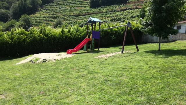 Parque Infantil Praia de Fornelos