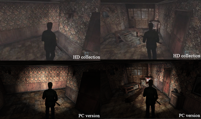 UndergroundReality: Silent Hill HD Collection: One of the Worst