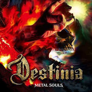 """Το τραγούδι των Destinia """"The End Of Love"""" από το album """"Metal Souls"""""""
