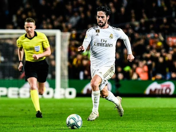 Isco decides when he will respond to Chelsea's offer