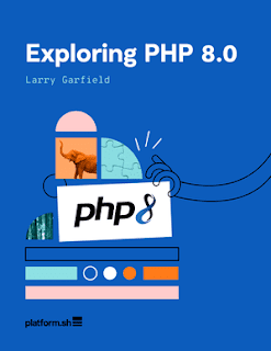 Exploring PHP 8.0 book