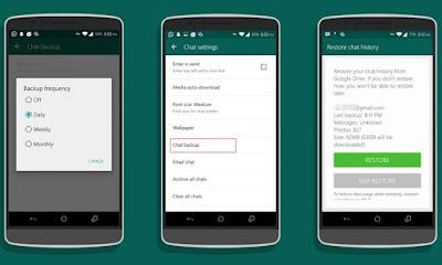 Cara Mengembalikan Chat Wa Yang Hilang Tanpa Dicadangkan Android