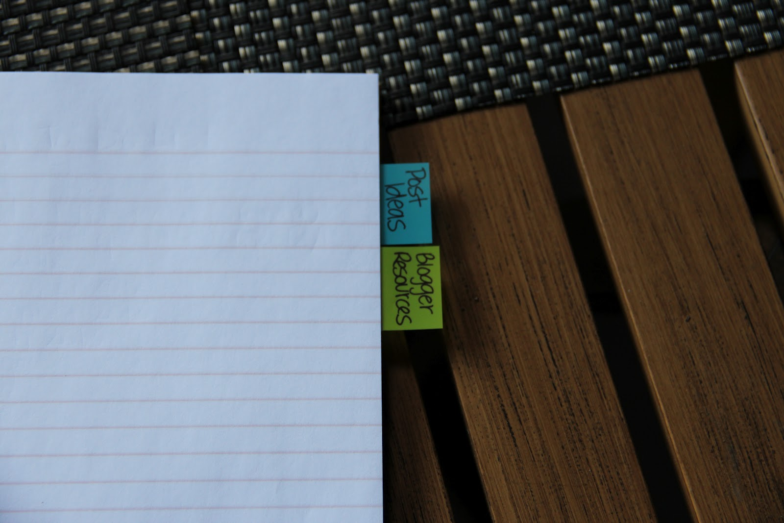 Busy As A Honey Bee Diy A Little Blog Planner Goes A