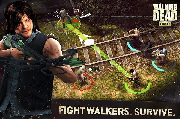 Download The Walking Dead No Mans Land Mod Apk Game