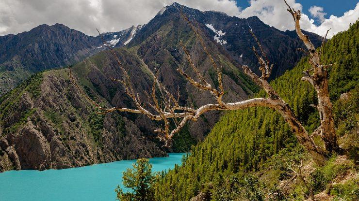 Shey Phoksundo Lake,Tourist Destination in Western Nepal