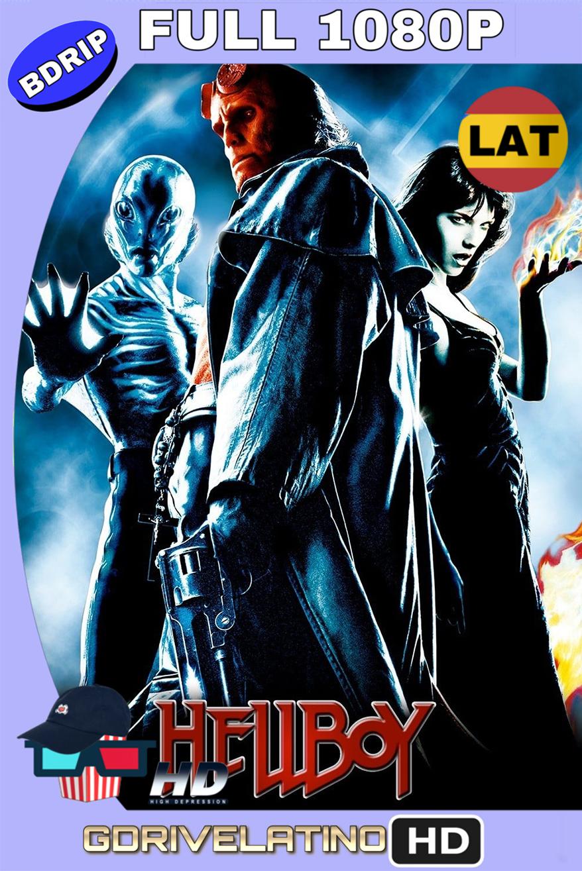 Hellboy (2004) (Director Cut) BDRip FULL 1080p (Latino-Inglés) MKV