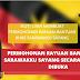 Permohonan Rayuan Bantuan Khas Sarawakku Sayang Secara Online Kini Dibuka