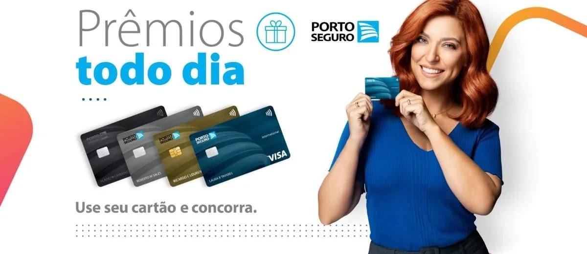 Promoção Visa Porto Seguro Prêmios Diários