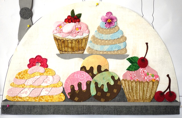 Esther S Quilt Blog Sweet 2016 Part 5 Cupcake Cuties