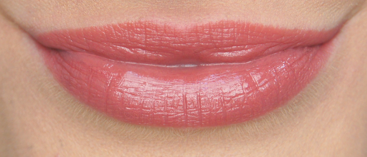 marc jacobs lovemarc lip gel 110 role play swatch review