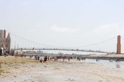 Sudama setu, Dwarka, Gujarat