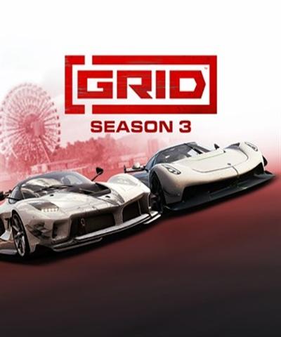 โหลดเกมส์ GRID Season 3