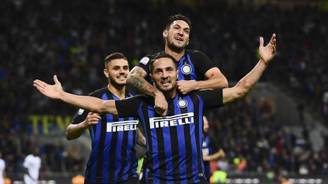 Fiorentina vs Internazionale Milan dalam Angka