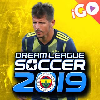 DLS 19 Fenerbahçe Takım ve Forma Yaması indir + Kurulum