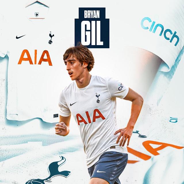 Bryan Gil Tottenham