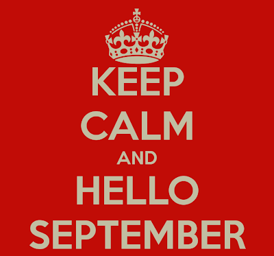Happy New Month September photos images and greetings