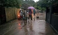 Tercatat, Belasan Rumah Warga Terendam Banjir Gunung di Kelurahan Ule