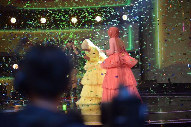Qila Dinobatkan Sebagai Juara Ratu Hijabista 2020 Untuk Musim Pertama