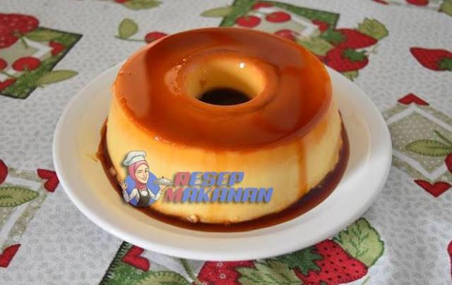 Cara Membuat Silky Puding, Resep Silky Pudding
