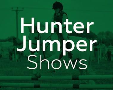 Hunter/Jumper Shows