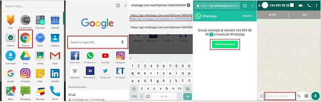 How to Send Whatsapp Messages Without Saving Contact Number ?