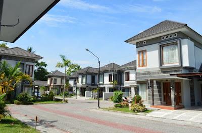 Dijual Rumah Mewah, Minimalis, Bangunan Baru, didalam Perumahan Jogja Utara
