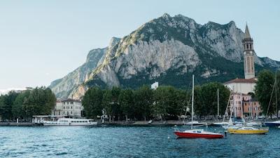 Una vacanza a Lecco ? Perche' no:) (Turismo in Lombardia)