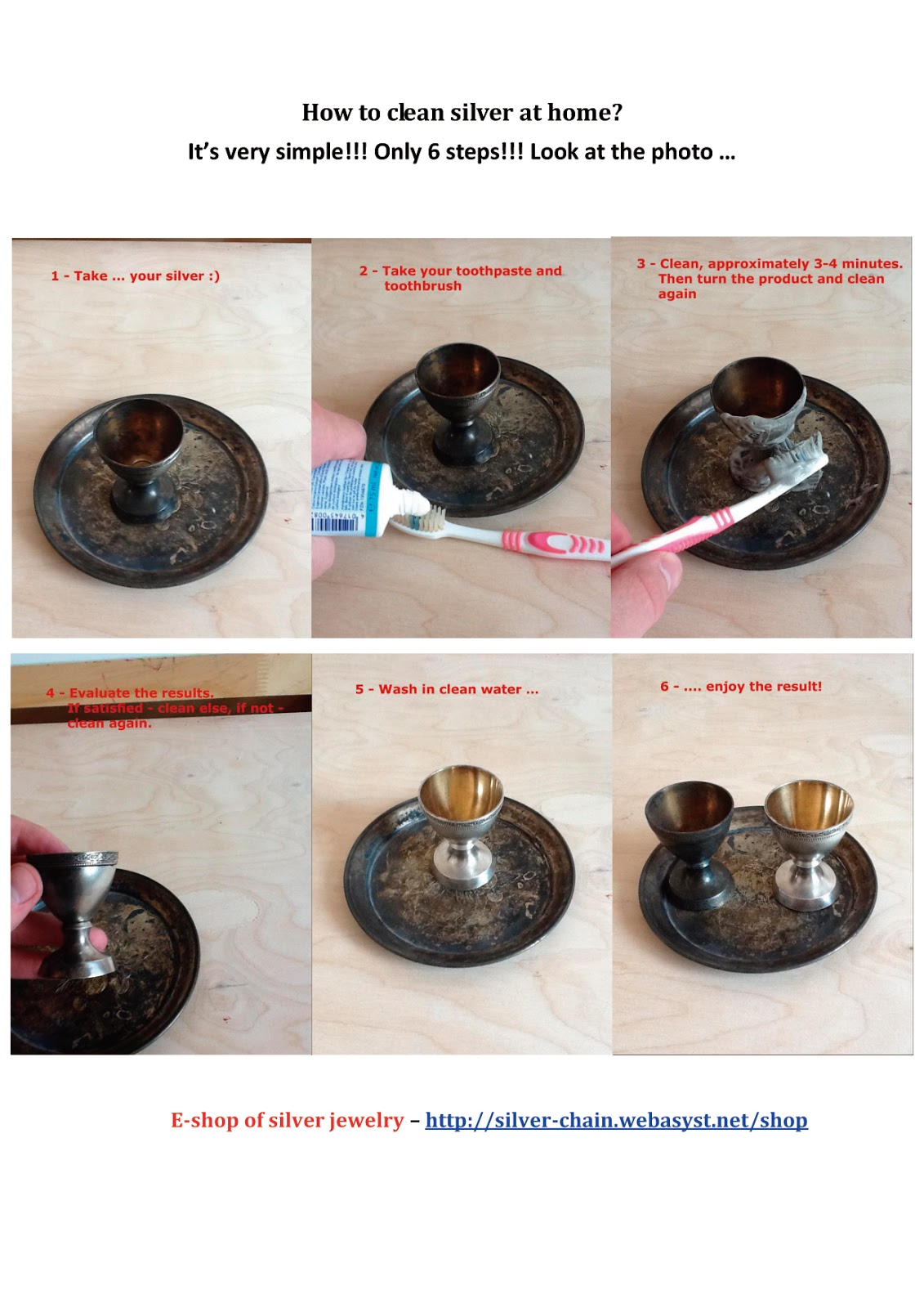 Cleaning Silver Silverware At Home Photo Instructions
