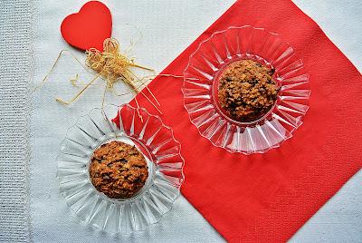 Bomby miłości - muffiny dla zakochanych