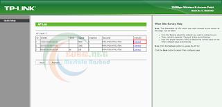 شرح بالصور ضبط اعدادات اكسز بوينت tp link tl wa801nd