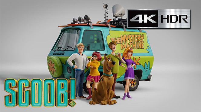 ¡Scooby! (2020) Web-DL 4K UHD [HDR] Latino-Ingles