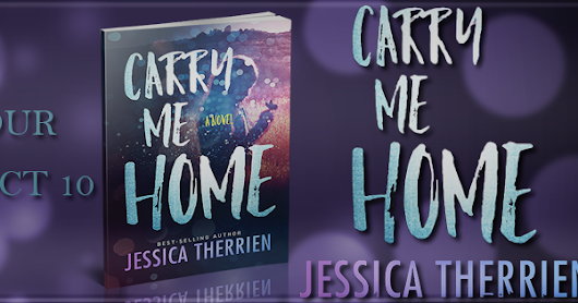 Now On Tour Carry Me Home by Jessica Therrien