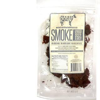 2 oz Smoke Grass Fed Beef Jerky by Naked Cow - Wild