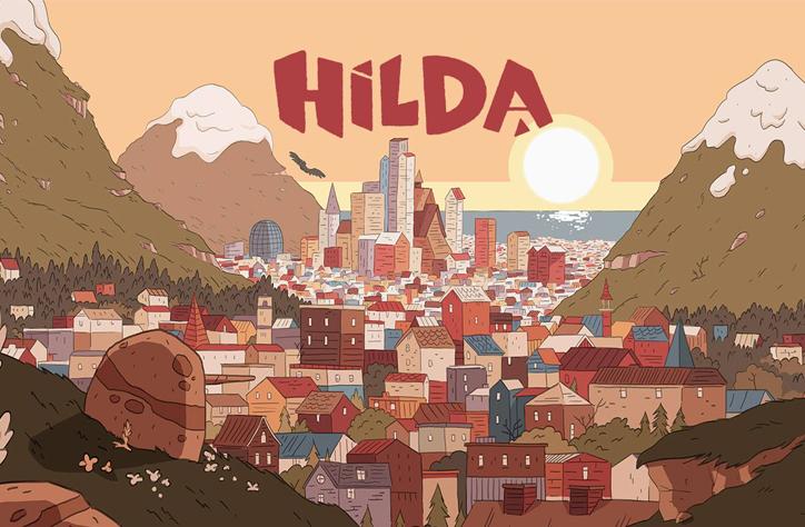 Hilda Temporada 01 Audio Latino