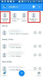 Cara Mengetahui Pemilik Nomor Yang Tidak Dikenal