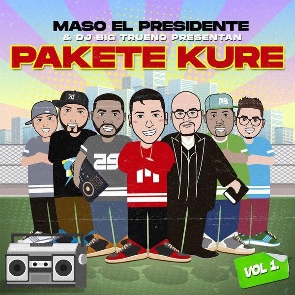 Maso El Presidente – PAKETE KURE (VOL.1) 2021 (Exclusivo WC)
