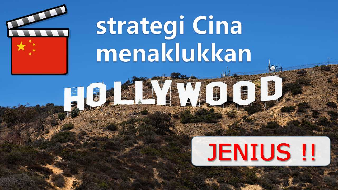 Ini Nih.. Strategi Cina kalahkan Hollywood. Jenius!