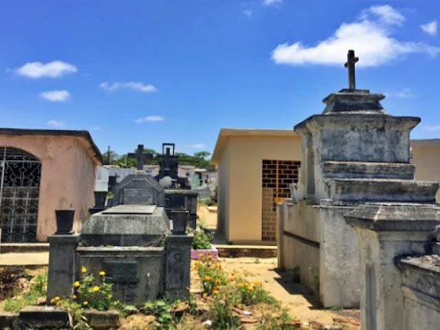 Pernambuco-Homem morre enquanto limpava túmulo da mãe no interior de Pernambuco