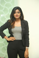 Actress Eesha Looks gorgeous in Blazer and T Shirt at Ami Tumi success meet ~  Exclusive 154.JPG