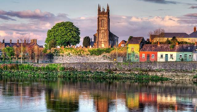 Aluguel de carro em Limerick na Irlanda